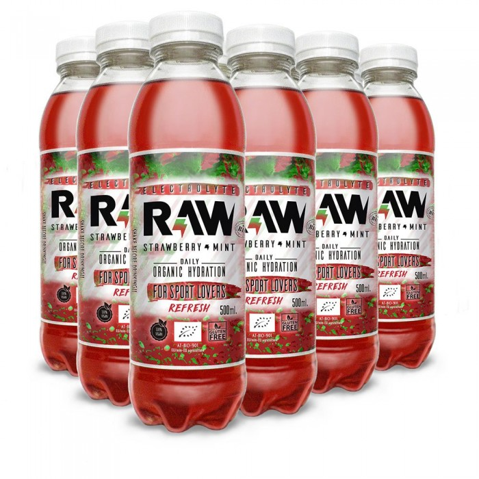 [해외]RAW SUPERDRINK Raw 500ml x 12 Pet 137576429