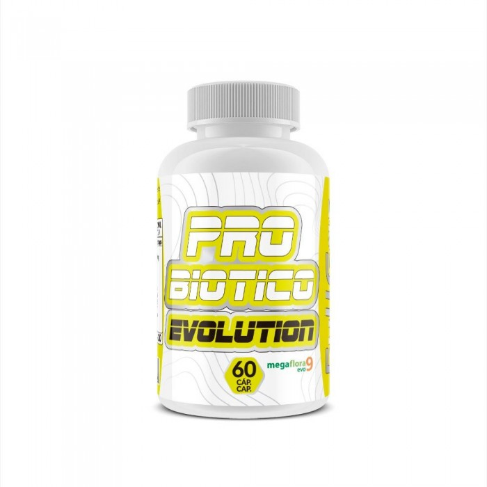 [해외]FULLGAS Probiotic Megaflora 9 Evolution 60 Caps 14137482265