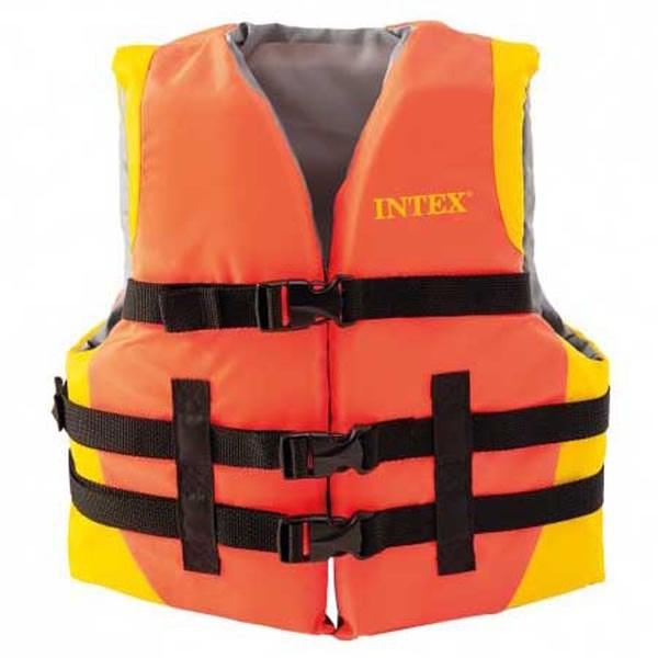 [해외]인텍스 Life Jacket 14137566103 Orange