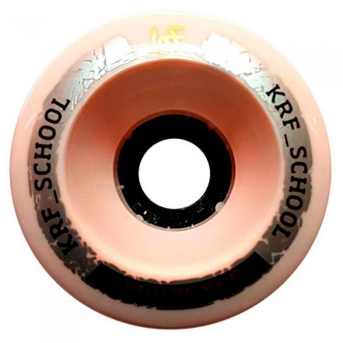 [해외]KRF 스쿨 PU 54x32 mm 2 Units White / Pink