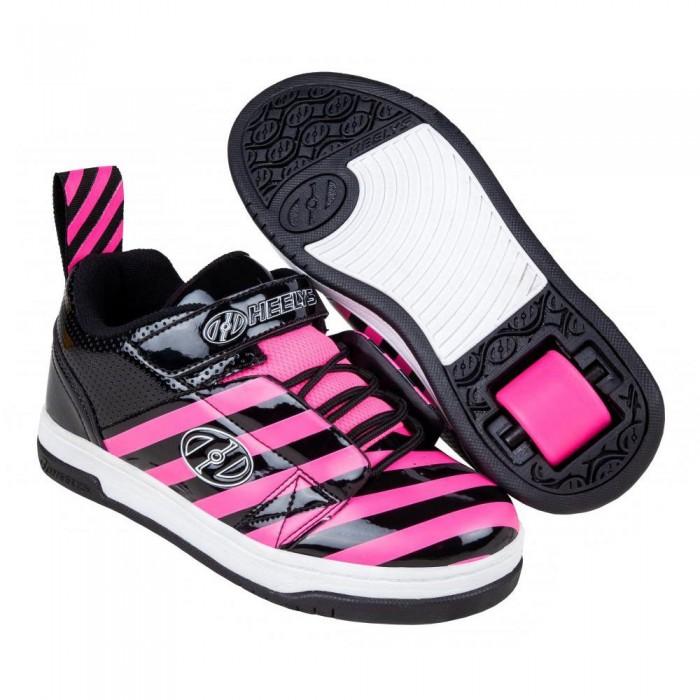 [해외]힐리스 Rift Black / Hot Pink / Stripe