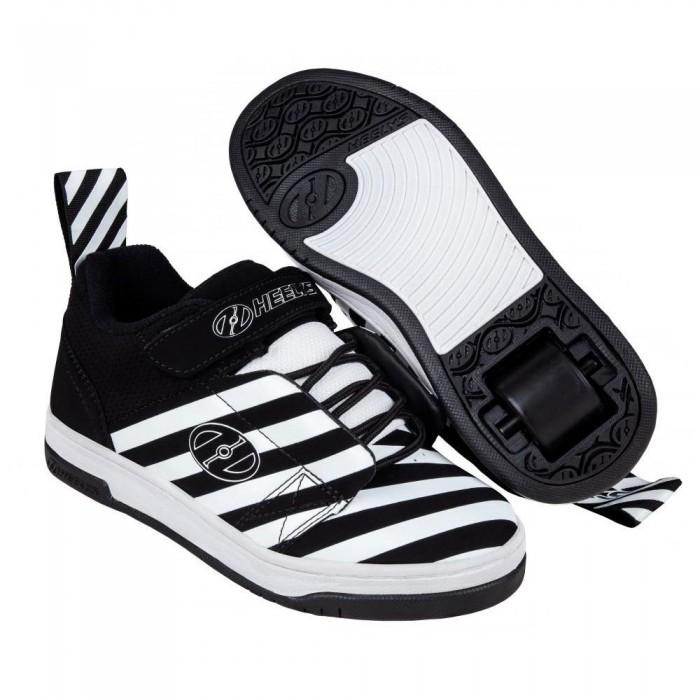 [해외]힐리스 Rift Black / White / Stripe