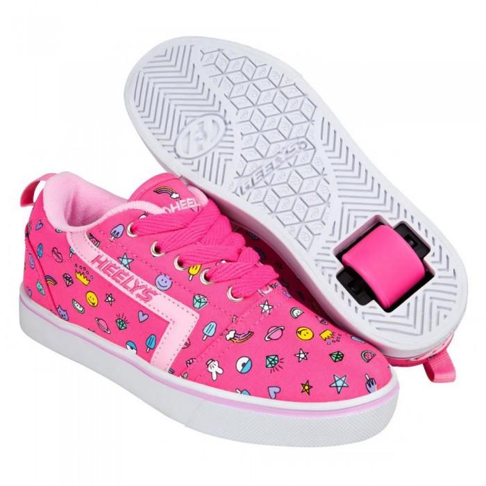 [해외]힐리스 GR8 Pro 프린트s Hot Pink / Light Pink / Emoji
