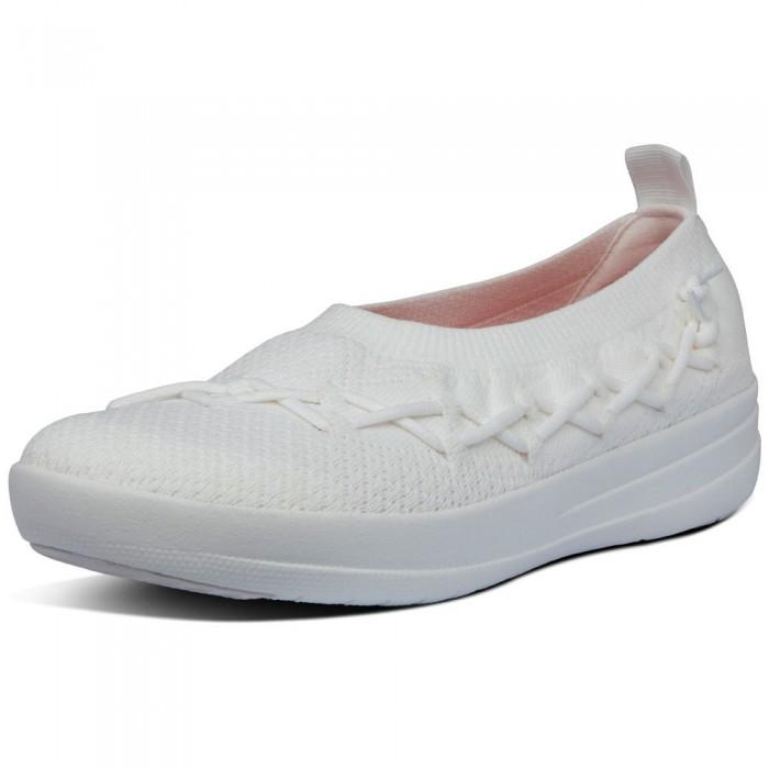 [해외]핏플랍 Corsetted Knit Woman137464192 Urban White