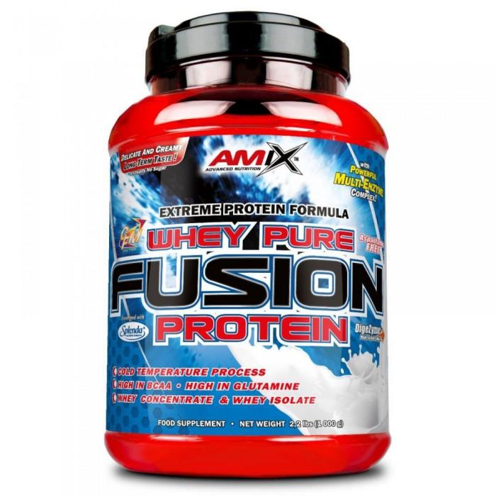[해외]AMIX Whey Pro Fusion 1kg 6137520390