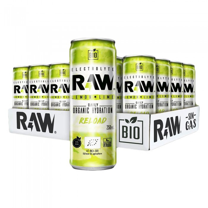 [해외]RAW SUPERDRINK Reload 250ml x 24 Cans 7137576430