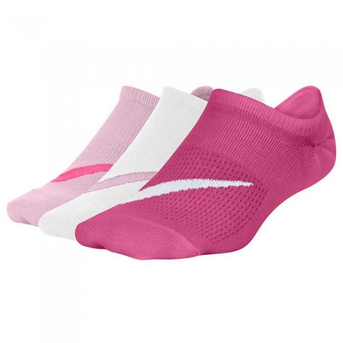 [해외]나이키 Lightweight Footie Socks 3 Pair 7137475335 Multi / Color