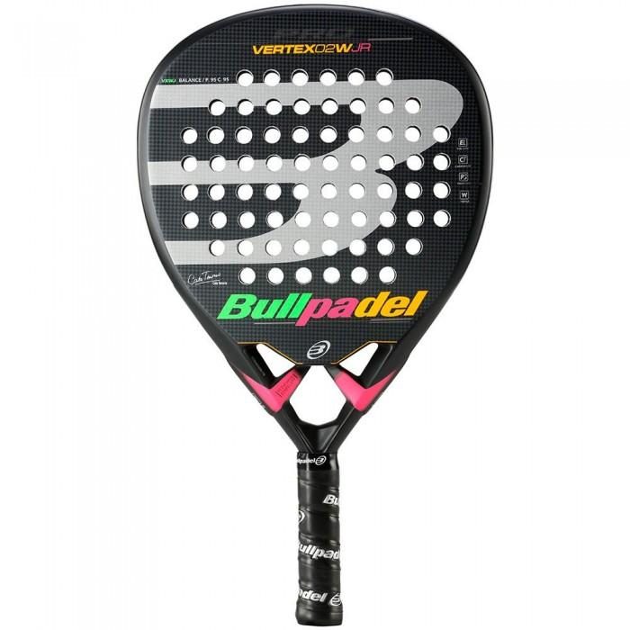 [해외]BULLPADEL Vertex 2 Junior Girl Black / Silver