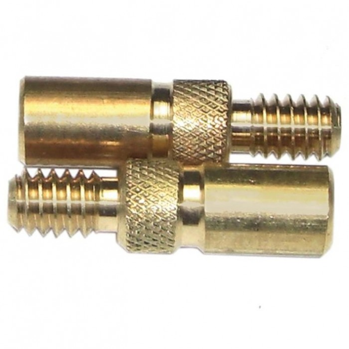 [해외]MIJNEN PIEPER Dunlop To Standard Adapter 2 Units 12137515756 Gold