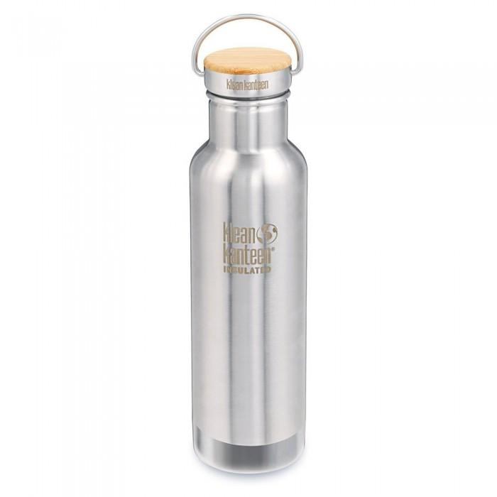 [해외]KLEAN KANTEEN Insulated Reflect 590ml 14137089027 Brushed Stainless