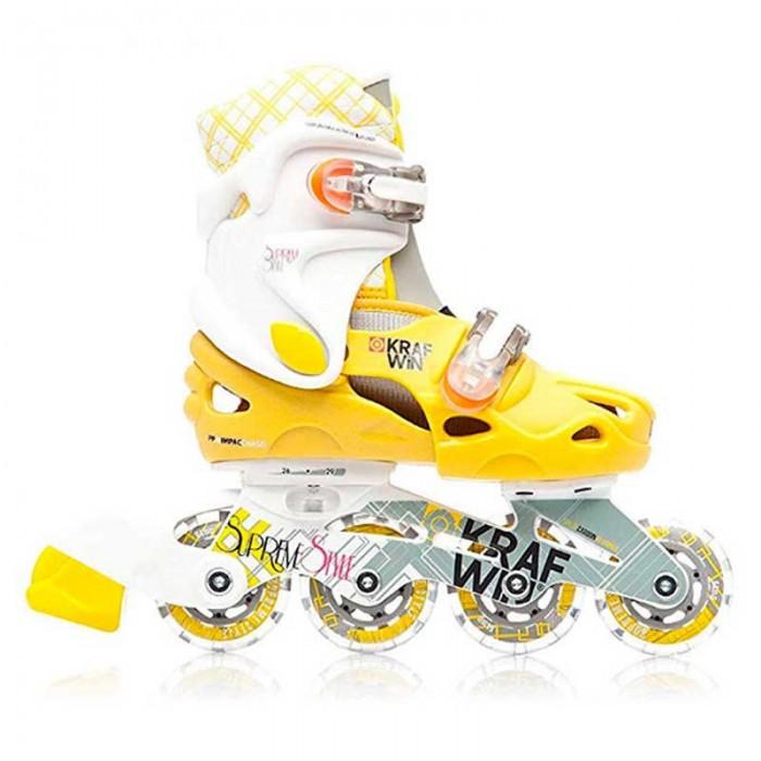 [해외]KRAFWIN Supreme Style Junior 14137542584 Yellow