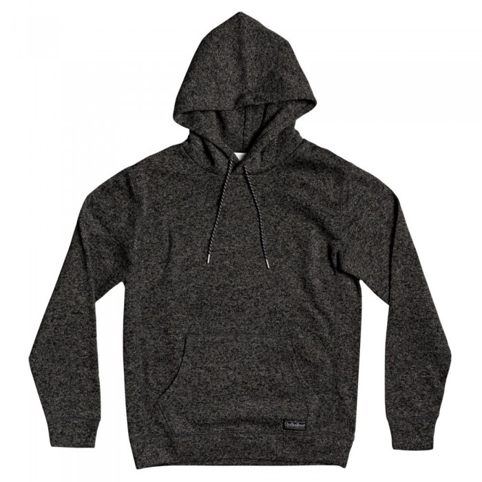 [해외]퀵실버 Keller Hood Fleece 14137590864 Dark Grey Heather
