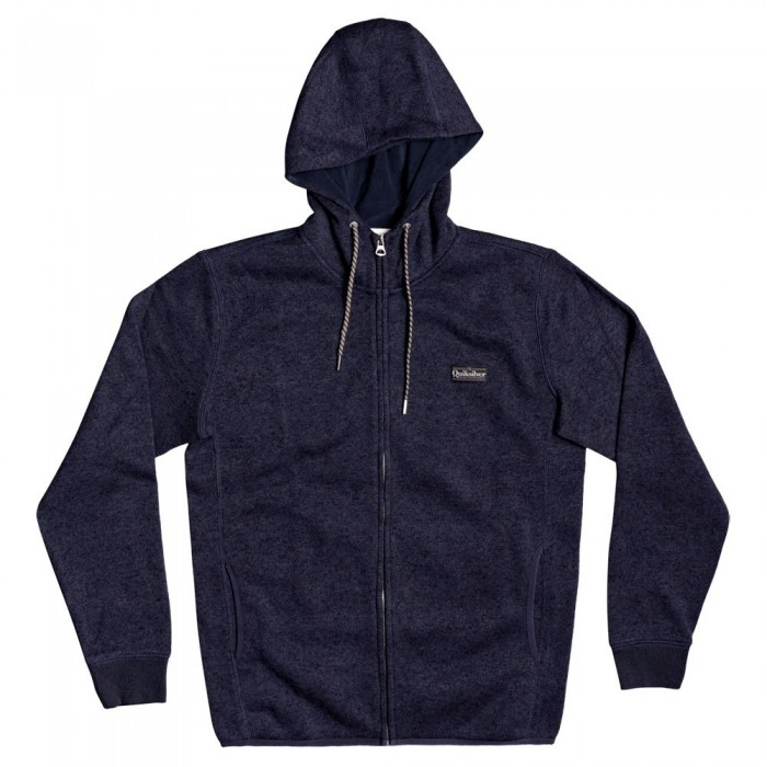 [해외]퀵실버 Keller Zip Fleece 14137590866 Parisian Night