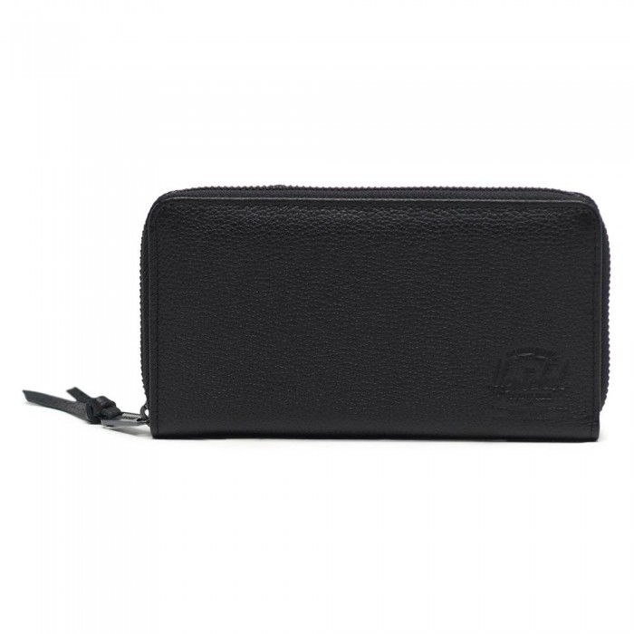 [해외]허쉘 Thomas Leather RFID 137165457 Black Pebbled Leather