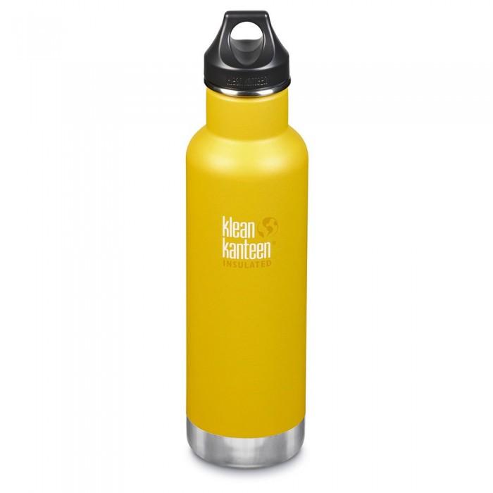 [해외]KLEAN KANTEEN Insulated Classic 590ml 7137089015 Lemon Curry