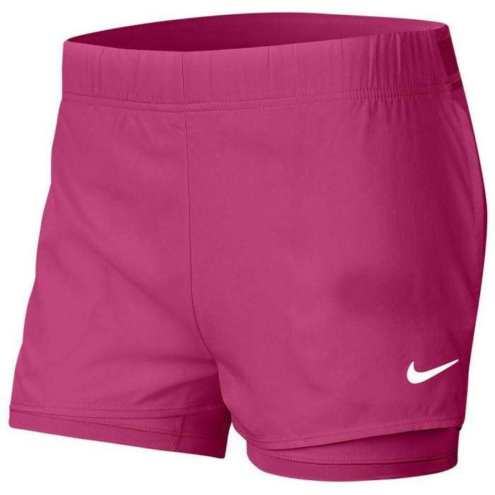 [해외]나이키 Court Flex 12137479927 Vivid Pink / White