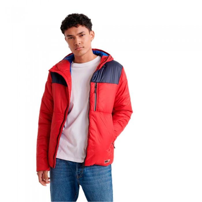 [해외]슈퍼드라이 Packaway 137535173 Varsity Red
