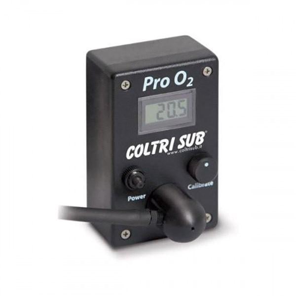 [해외]COLTRI Analyzer Pro 02 For Oxygen With Remote Control Analyzer 10137604193 Black