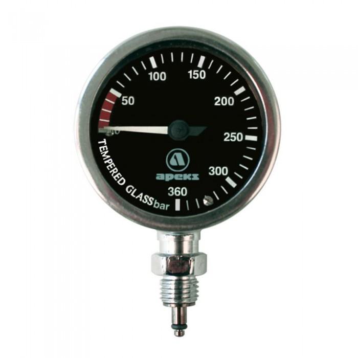 [해외]아펙스 Capsule Tech SPG Pressure Gauge 10136481227 Black