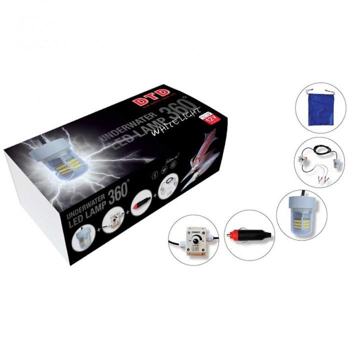 [해외]DTD LED Lamp 360 137592625 White
