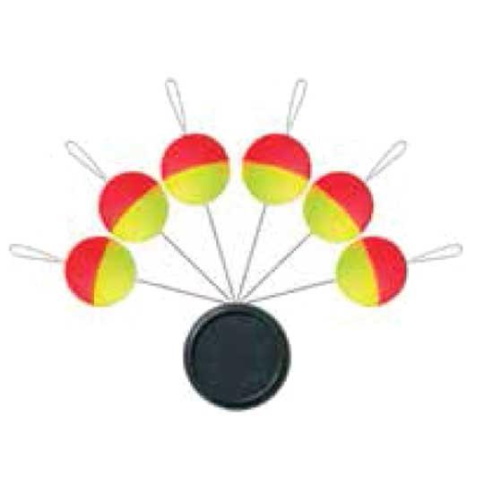 [해외]SERT XT Blister Float Round 136269490 Fluo Orange / Yellow