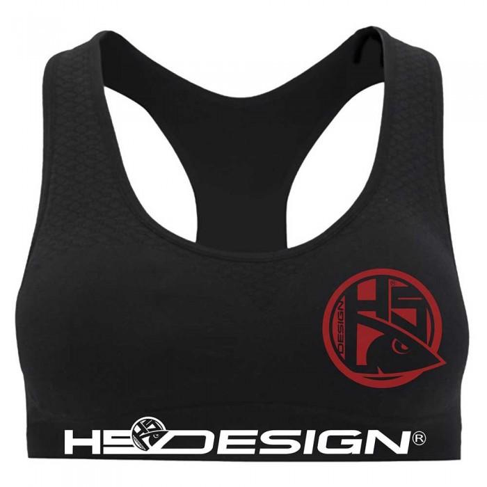 [해외]HOTSPOT DESIGN Logo 137593614 Black / Red