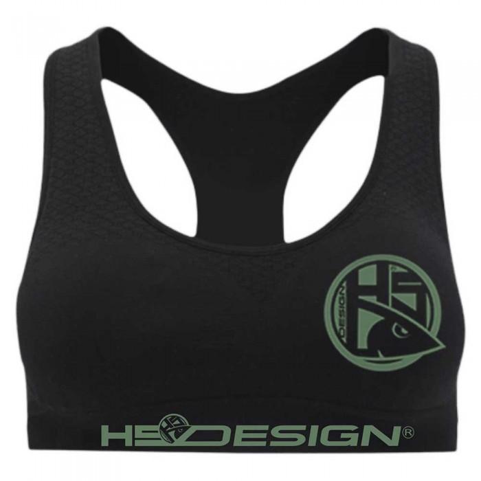 [해외]HOTSPOT DESIGN Logo 137593615 Black / Green