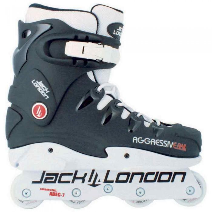 [해외]JACK LONDON Agressive 14137567040 Black / White