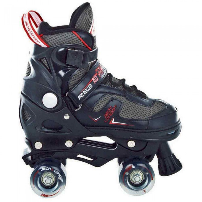 [해외]JACK LONDON Pro Roller Adjustable 14137567049 Black