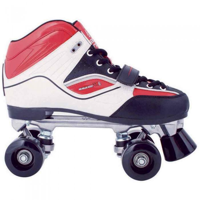 [해외]JACK LONDON Pro Roller Hockey 14137567051 White / Red / Black