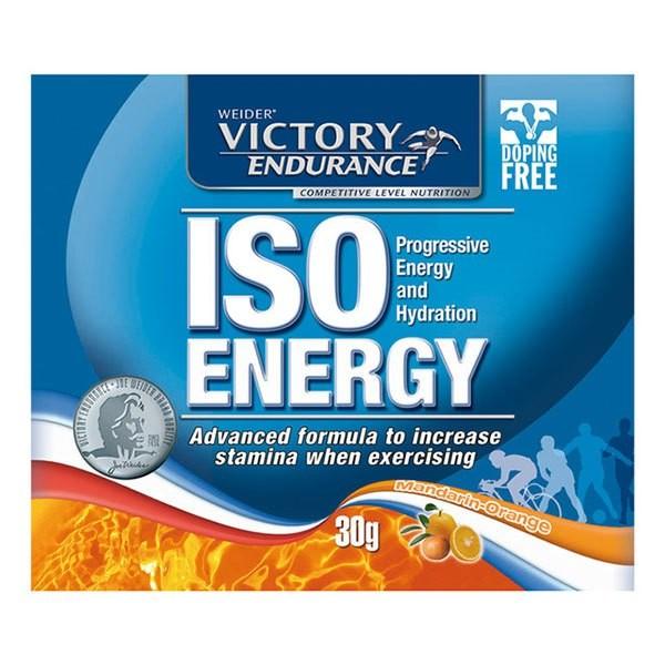 [해외]VICTORY ENDURANCE ISO Energy 30gr x 16 Units 6137520511 Orange / Mandarine