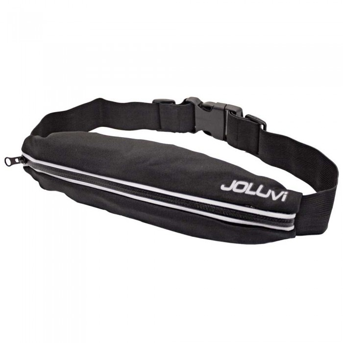 [해외]JOLUVI Running Belt 6137603934 Black
