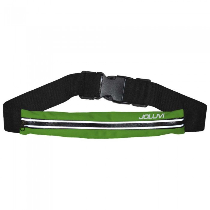 [해외]JOLUVI Running Belt 6137603935 Neon Green / Black