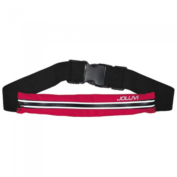 [해외]JOLUVI Running Belt 6137603936 Neon Coral / Black