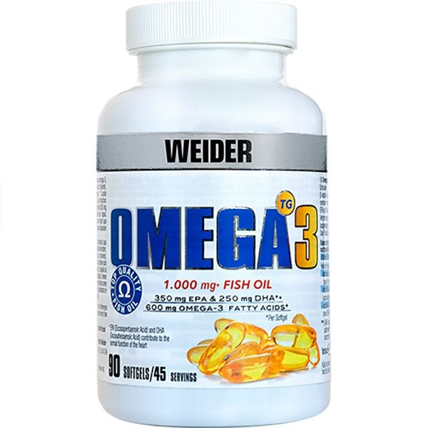 [해외]W아이더 Omega 3 90 Caps 7137520528 Neutral