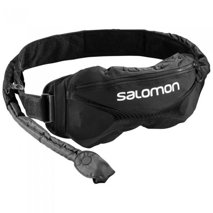 [해외]살로몬 S/Race Insulated Belt Set 6137241115 Black