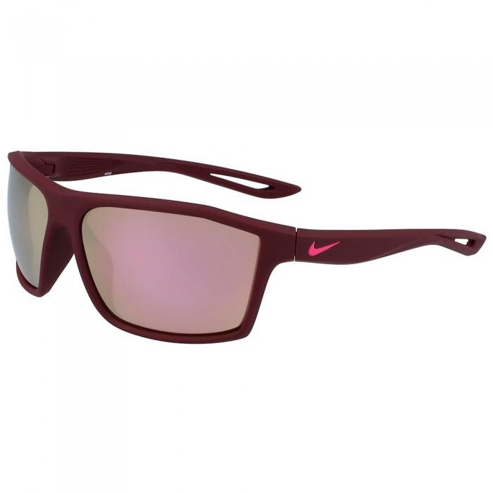 [해외]나이키 비전 Legend S Mirrored 6137455629 Matte Burgundy / Grey / Light Pink