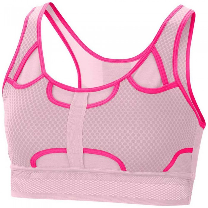 [해외]나이키 스우시 Instadry 미디움 Support Hyper Pink / Black