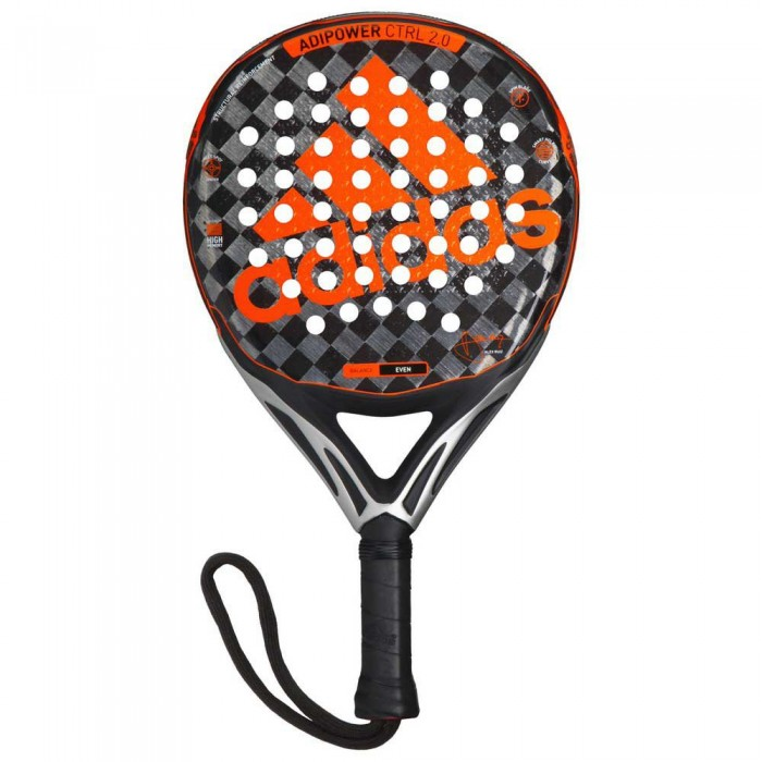 [해외]아디다스 PADEL BT Adipower CTRL 2.0 12137330136 Orange