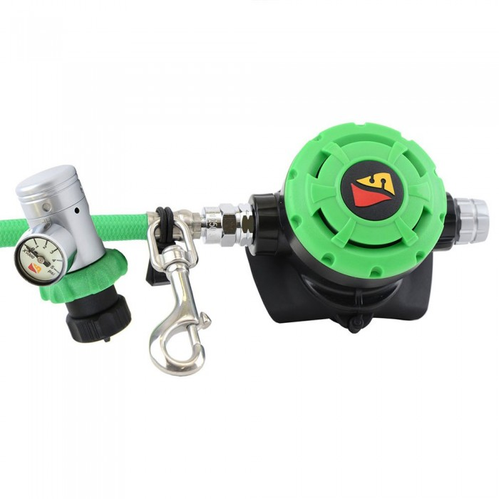 [해외]DIVE RITE 1+2 Oxygen Regulator 10137566959