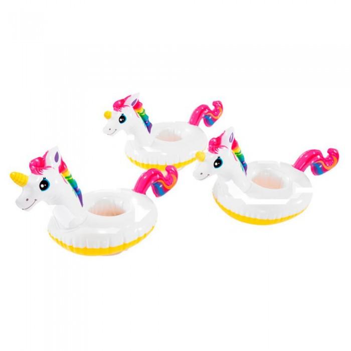 [해외]인텍스 Set Of 3 Unicorn Cup Holders 6137566153 White