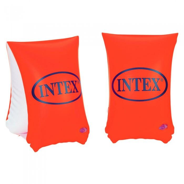 [해외]인텍스 Inflatable Armbands 30X15Cm Cm - 6/12 Years 6137566143 Orange