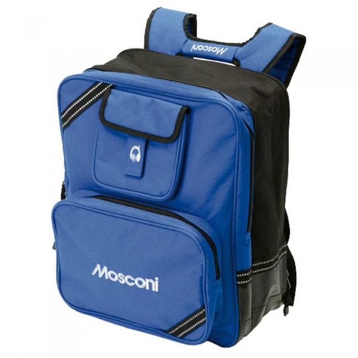 [해외]MOSCONI Solution 6136387266 Ink Blue / Black