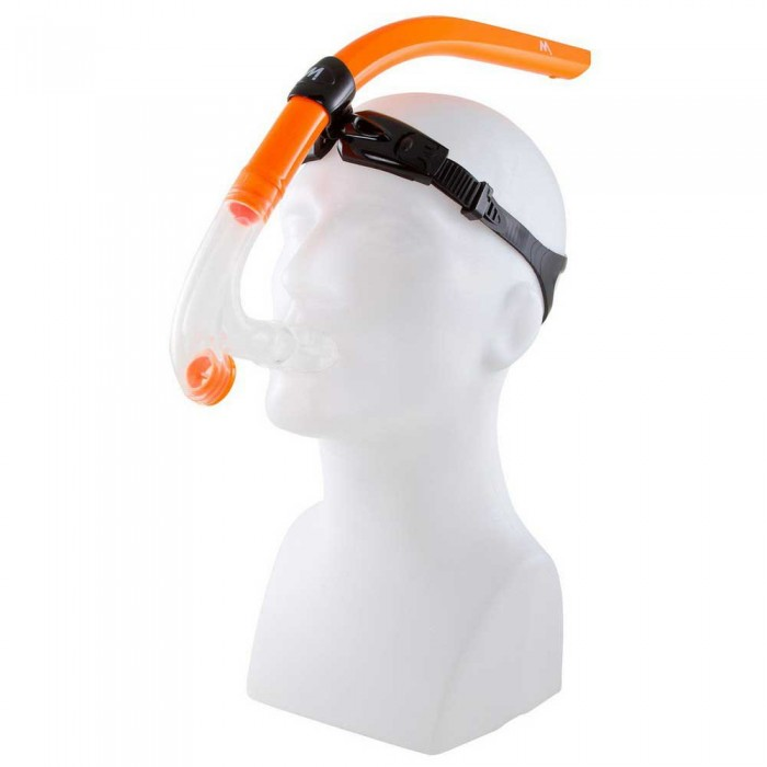 [해외]MOSCONI Snorkel Frontal Pro 6136387260 Neon Orange / Black