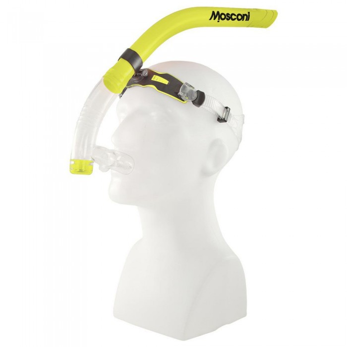 [해외]MOSCONI Snorkel Frontal V2 6137600555 Neon Yellow