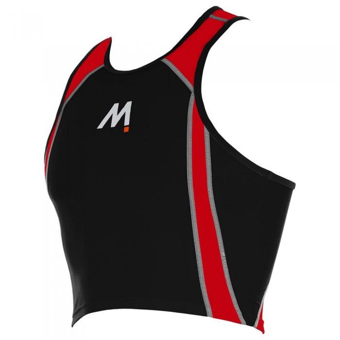 [해외]MOSCONI Top 6137600652 Black / Red