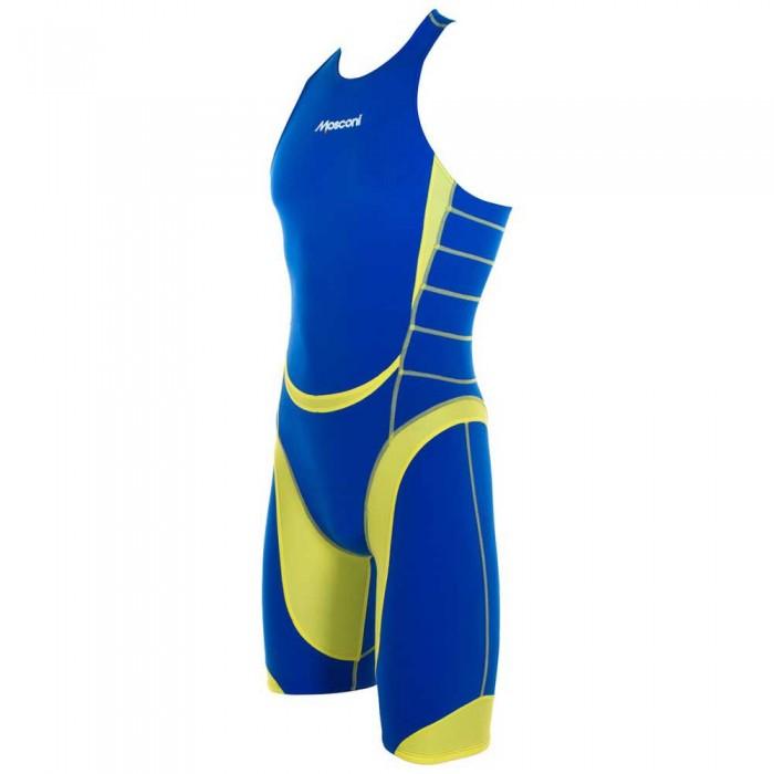[해외]MOSCONI Tri Shark X Pro 6136387325 Royal Blue / Yellow