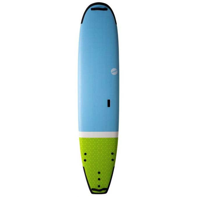 [해외]NSP Soft Surf Wide 8´4´´ 14137614075 Tail Dip Green