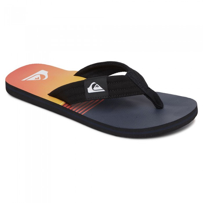 [해외]퀵실버 Molokai Layback Man14137590145 Black / Black / Orange