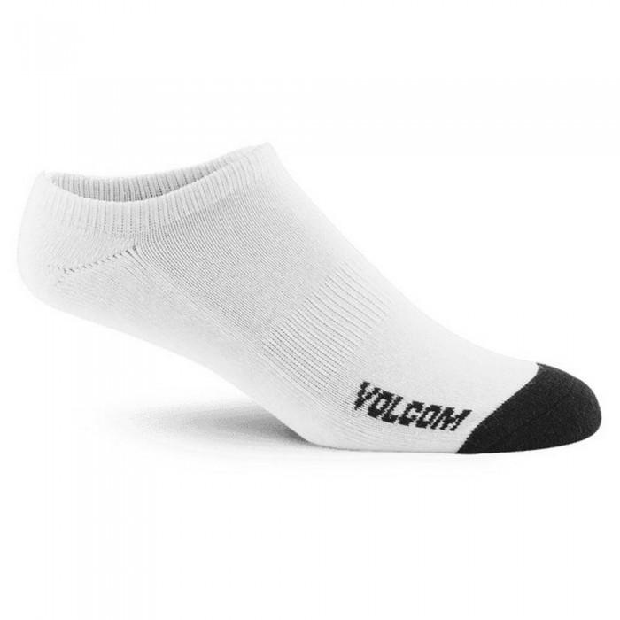 [해외]볼컴 Stone Ankle 3 Pack 14137060951 White